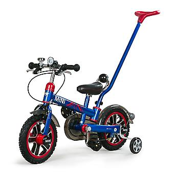 Licensed BMW Mini Cooper 12 Inch Bike With Handlebar Blue