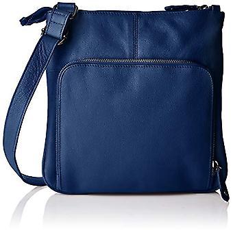Hotter Harriet - Women Blue shoulder bags (Royal Blue) 5x26x26 cm (W x H L)