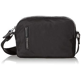 Mandarin Duck Hunter Strap/Simply Taupe Black Women's Bag (Black) 22x14.5x8.5 cm (W x H x L)