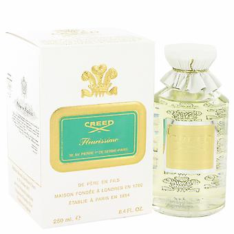 Fleurissimo by Creed Millesime Flacon Splash 8.4 oz / 248 ml (Women)