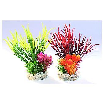Sydeco Zusammensetzung Seegras (Fische , Aquariumsdeko , Künstliche Pflanzen)