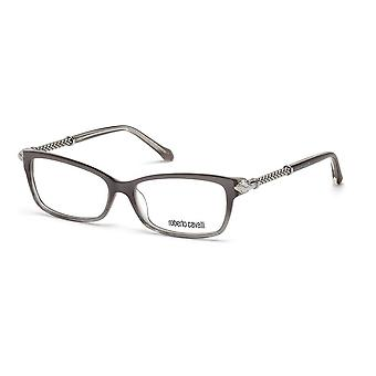 Roberto Cavalli Bientina RC5020 020 Grey Glasses