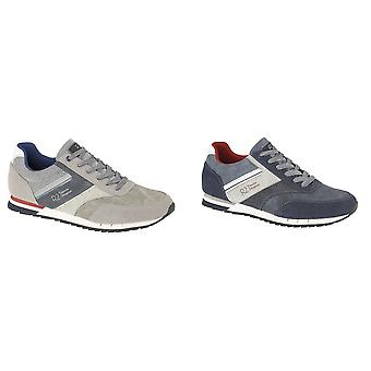 Route 21 mens 6 Eye casual Lace up trainers