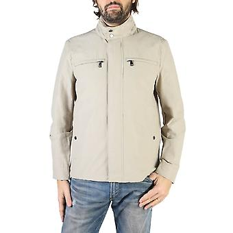 Geox Original Men Spring/Summer Jacket - Brown Color 56848