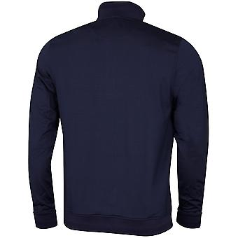 Ted Baker Mens 2020 Pitchin Stretch Quilted 1/2 Zip Golf Tröja
