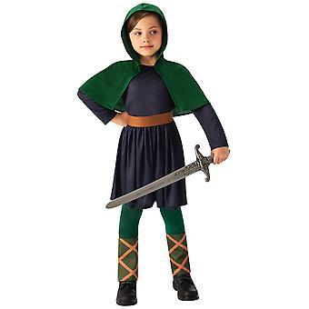 Bristol Nyhed Piger Saxon Girl Kostume