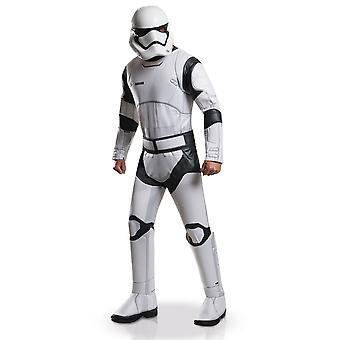 Déguisement luxe Stormtrooper Star Wars VII adulte