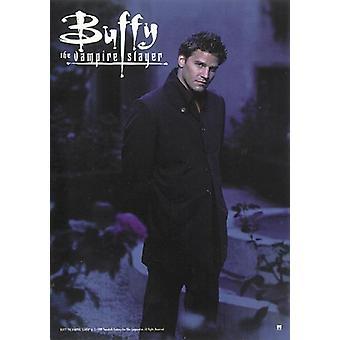 Buffy Vampyyrintappaja Juliste Enkeli enkeli seisoo 98 x 68 cm