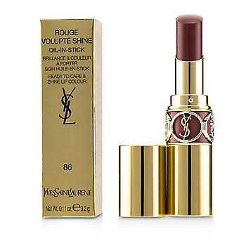 Rouge Volupte Shine - # 86 Mauve Cuir 3.2g/0.11oz