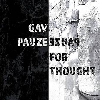 Pauze for Thought by Pauze & Gav