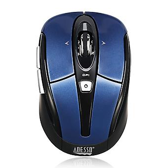 Drahtlose Maus Blau