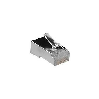 Categoría 5 Conector FTP RJ45 NANOCABLE 10.21.0103 10 uds.