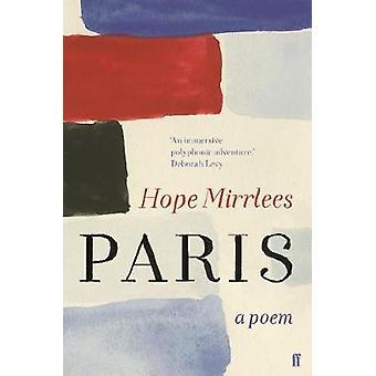 Paris - A Poem by Hope Mirrlees - 9780571359936 Book