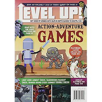 Action-Adventure Games by Kirsty Holmes - 9781789980158 Book