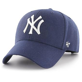 47 Brand Snapback Cap - MLB New York Yankees bright navy