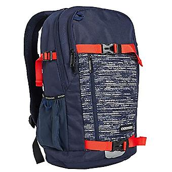 Chiemsee Bags Collection Backpack - 47 cm - Multicolor (Dark Grey)