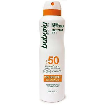 Babaria Sensitive Sunscreen Haze F50 200 ml