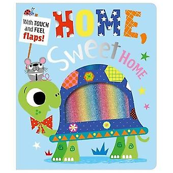 Home - Sweet Home by Rosie Greening - 9781788432672 Book