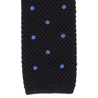Michelsons Londyn miejscu projektowanie Tie - granatowy/niebieski