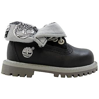 Timberland Roll Top Black 29806 Toddler