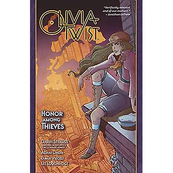 Olivia Twist - Honor Among Thieves by Darin Strauss - 9781506709482 Bo