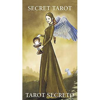 Secret Tarot Mini Tarot by Illustrated by Marco Nizzoli