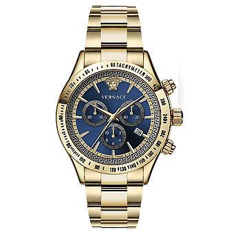 Versace VEV700619 Cronografo orologio da uomo Chrono Classic 44 mm