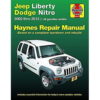 Jeep Liberty & Dodge Nitro from 2002-2012 Haynes Repair Manual - (