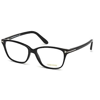 Tom Ford TF5293 001 Shiny Black Glasses