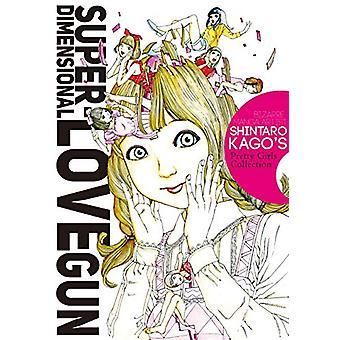 Super-Dimensional Love Gun by Shintaro Kago - 9781634429429 Book