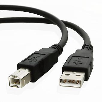 USB-datakabel til HP LaserJet 4M
