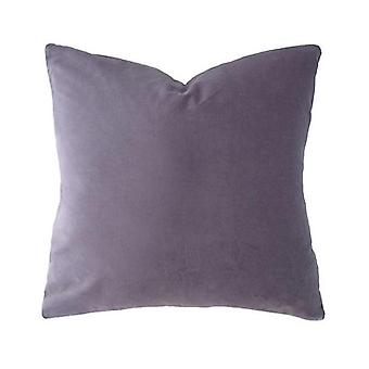 Bambury Velvet Cushion Filled 50X50Cm