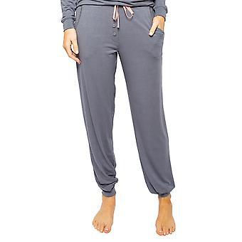 Cyberjammies Hallie 4527 Kvinder's Grå Strik Pyjamas Pant