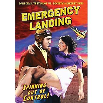 Emergency Landing [DVD] USA import