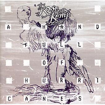 Rose Kemp - Hand Full of Hurricanes [CD] USA import