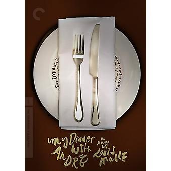 Min middag med André [DVD] USA import