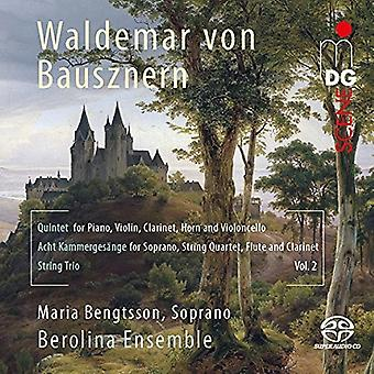 Bausznern / Bengtsson / Berolina Ensemble - Chamber Music 2 [SACD] USA import