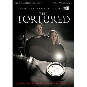 Tortured [DVD] USA import