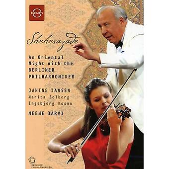 Sheherazade: An Oriental Night with the Berliner Philharmoniker [DVD Video] [DVD] USA import