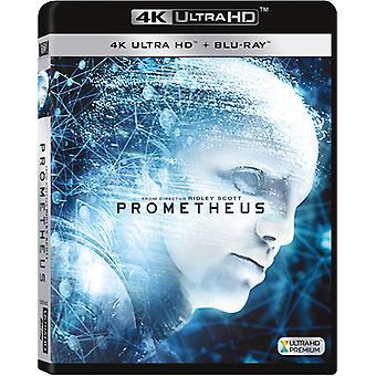 Prometheus [Blu-ray] USA import