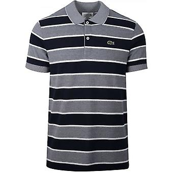 لاكوست البحرية قلم بولو قميص