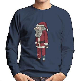Rick e Morty Ruben Santa Outfit Uomo's Sweatshirt