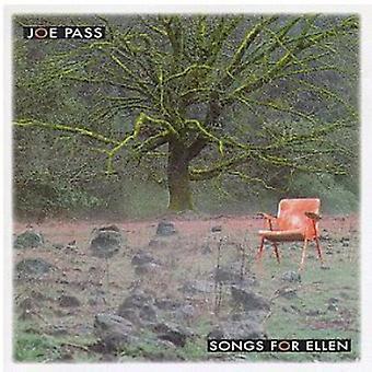 Joe Pass - Songs for Ellen [CD] USA import