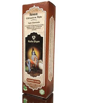 Radhe Shyam Henna Light Brown Pasta