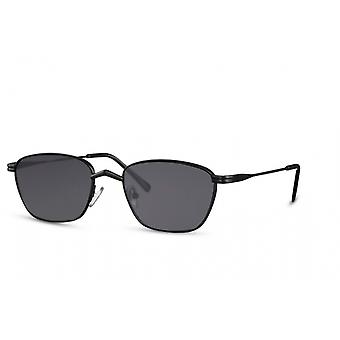 Sunglasses Unisex wayfarer full bordered cat.3 black/black