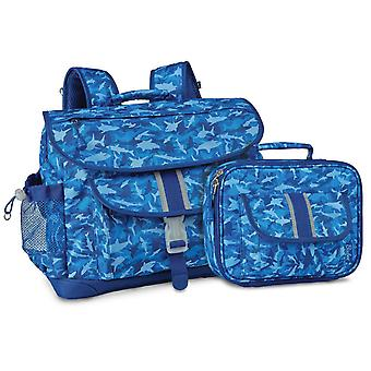 Shark Camo Backpack (Medium)