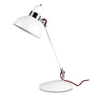 Leds-C4 - 1 Light Table Lamp White, E27