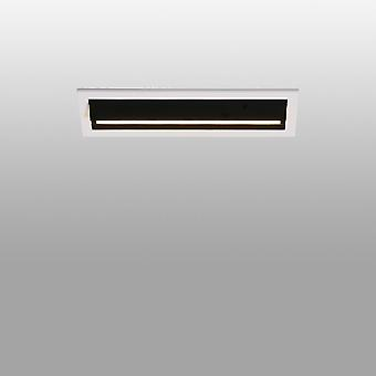 LED Black Marker Wall Wash 5x 2W 3000K