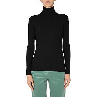 Aspesi 3978504401241 Donne's Maglione di lana nera