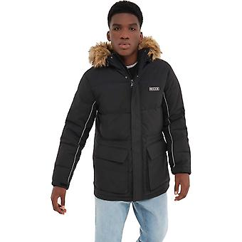NICCE Radian Parka Jacket Black 43